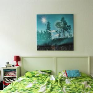 Mein Lieblingsbild im Schlafzimmer