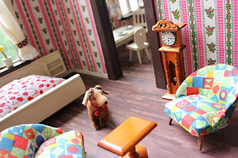 Puppenhaus fertig