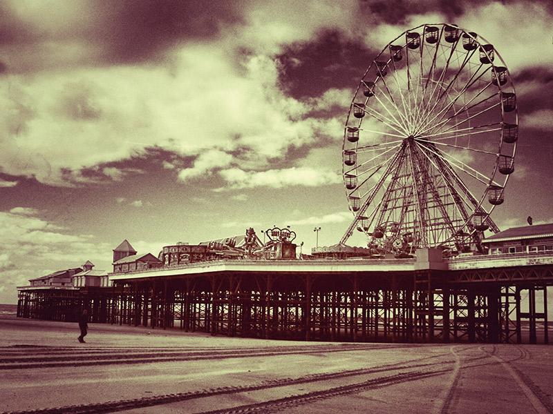Noch mehr Fotos: Blackpool (England)