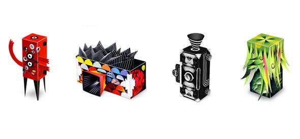 Readymech Kameras