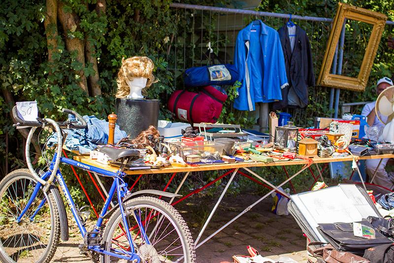 Foto-Freitag #7: Flohmarkt am Mauerpark
