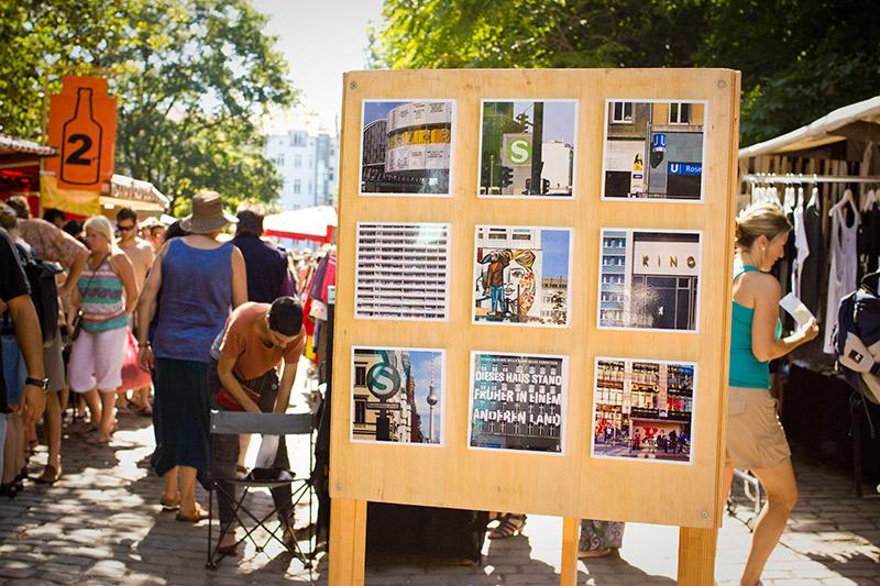 Foto-Freitag #8: Flohmarkt am Mauerpark