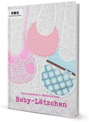 Süße Baby-Lätzchen in 3 Varianten