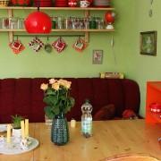 Frieda Fliegenpilz: Wohnung