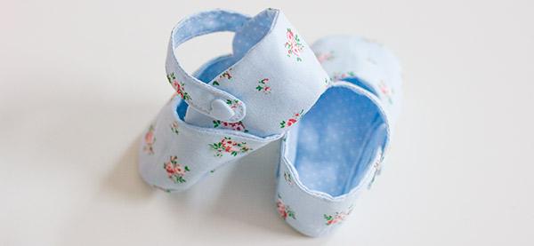 Fertiger Schuh