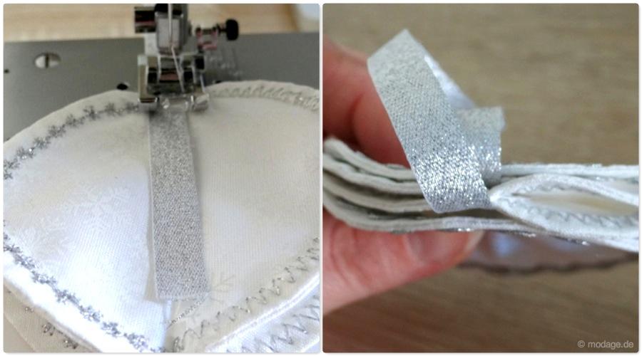 DIY Schneekugel