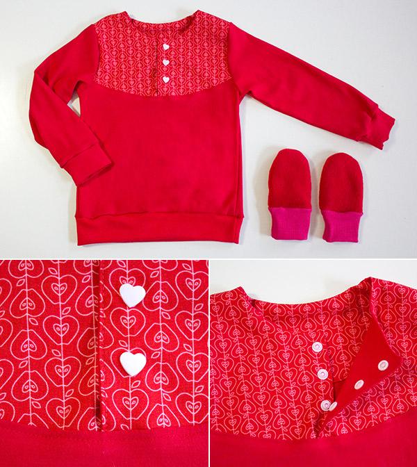 Weihnachtsgeschenke: Pullover