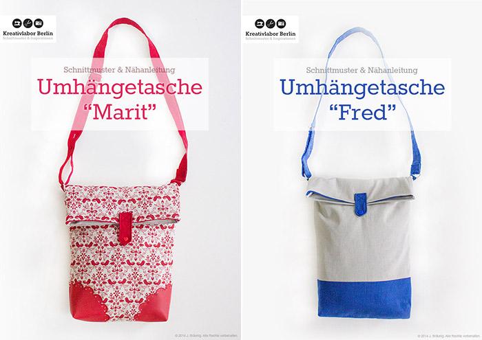 Umhängetaschen Fred & Marit