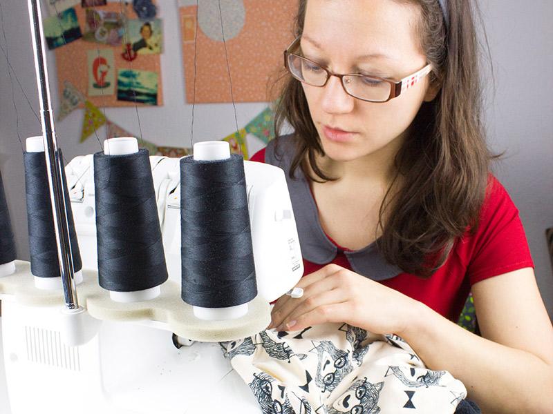 Ein Blick über die Schulter: Mein Workflow & meine Arbeitsmaterialien