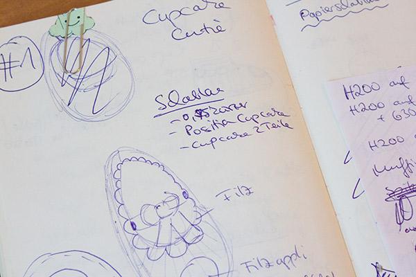 """Mein Buch """"Babyschühchen nähen"""" entsteht"""