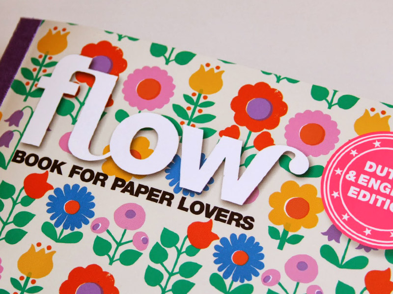 Buchtipp: Flow Book for Paper Lovers