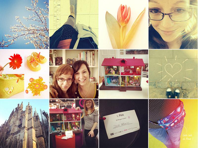 Monatsrückblick in Bildern: März