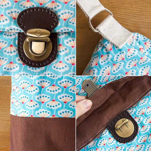 Alternative Taschenverschlüsse