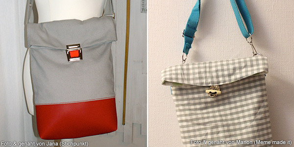Taschenverschlüsse