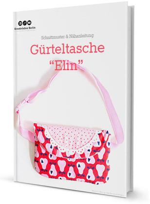 "Gürteltasche ""Elin"""