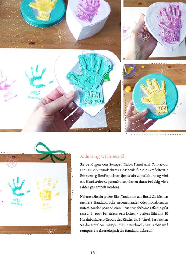 Ebook Kreatives mit Stempeln