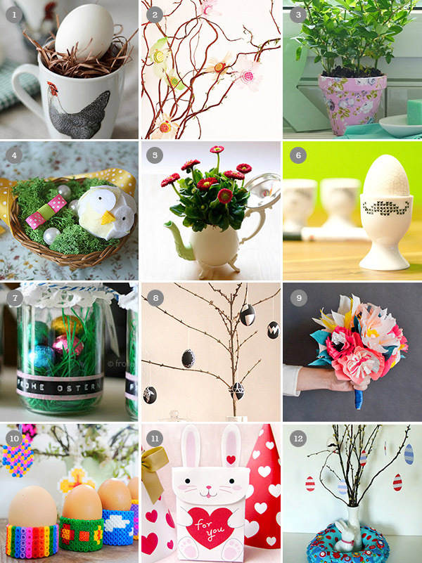 DIYs zu Ostern