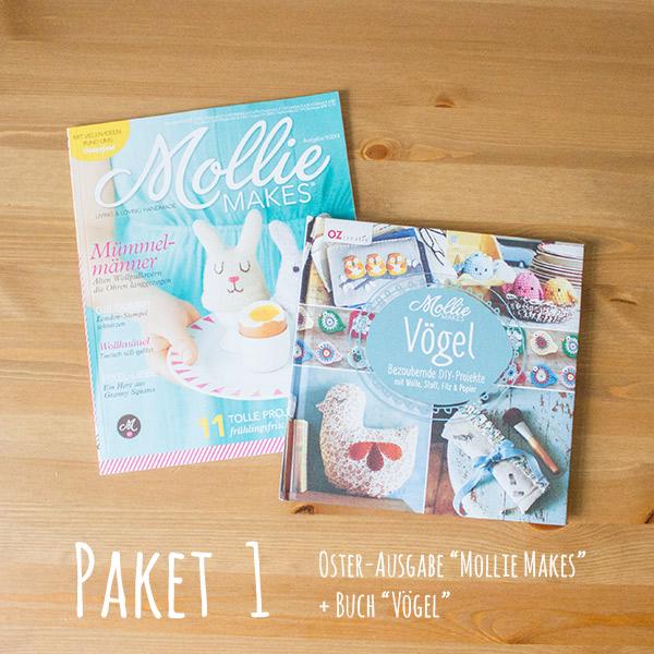 Mollie Makes Paket 1