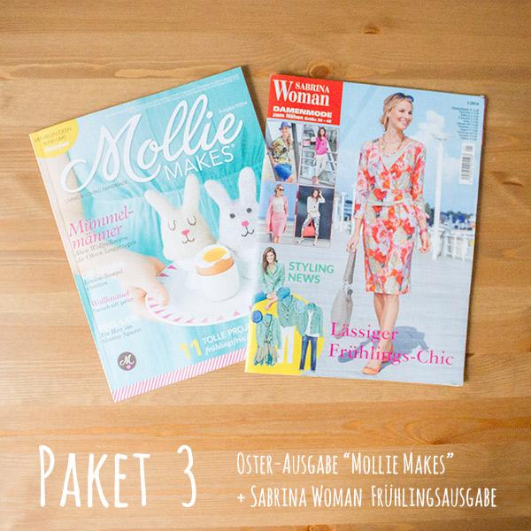 Mollie Makes Paket 3