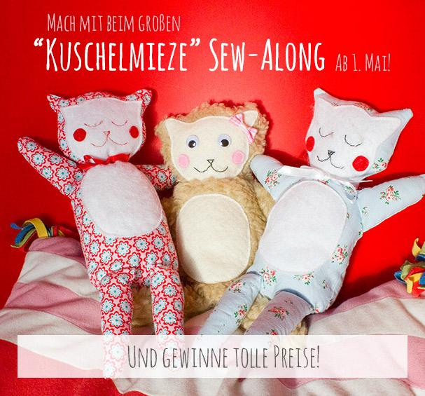 Kuschelmieze Sew-Along