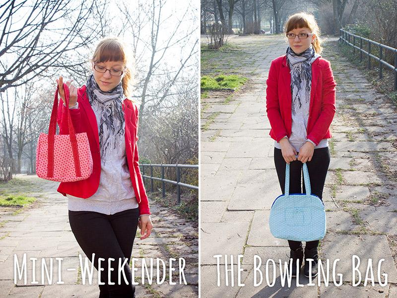 """Buchtipp: """"Meine Tasche mein Design"""" von Miriam Dornemann"""