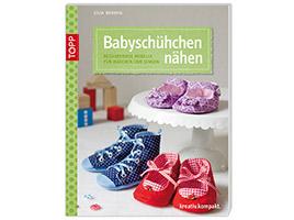 """Mein Buch """"Babyschühchen nähen"""" ist da!"""