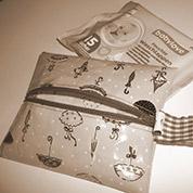 Feuchttücher-Tasche