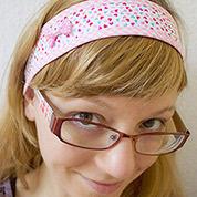Haarband in 5 Größen