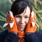Fuchs-Handschuhe