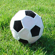 Luftballonhülle Fußball