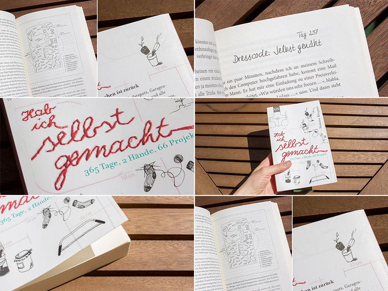 """Buch-Tipp: """"Hab ich selbst gemacht"""" von Susanne Klingner"""