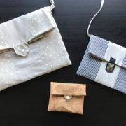 """Mein neues Schnittmuster ist fertig: Handtasche """"Mira"""" in drei Größen"""