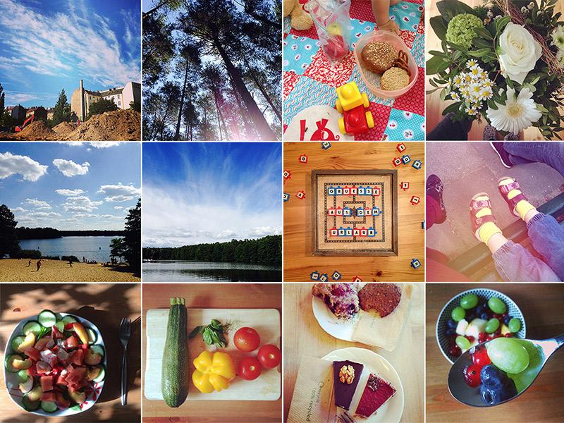 Fotografischer Monatsrückblick: Juli & August