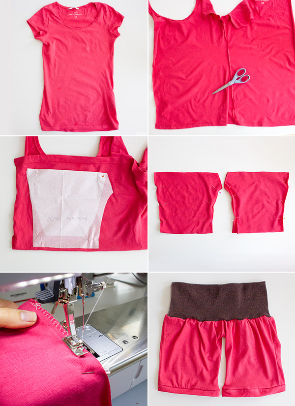 Upcycling: Kinderkleidung nähen