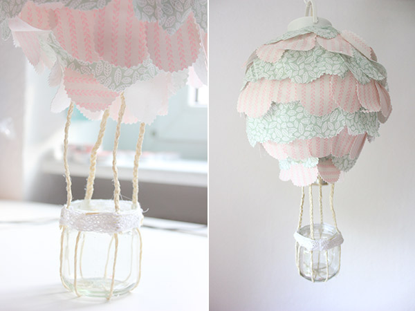 diy anleitung hei luftballon lampe f rs kinderzimmer kreativlabor berlin. Black Bedroom Furniture Sets. Home Design Ideas