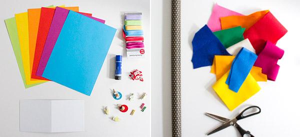 diy-anleitung: einladungen zum kindergeburtstag selber basteln, Einladung