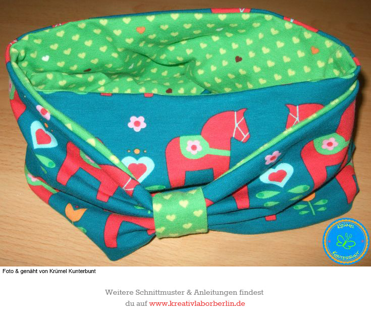 Sew-Along Loopschal