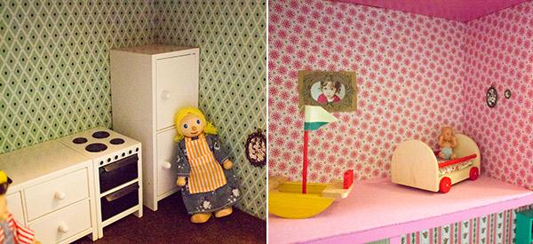 Puppenhaus Kinder