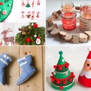 Weihnachtliche Nähideen & tolle Schnittmuster