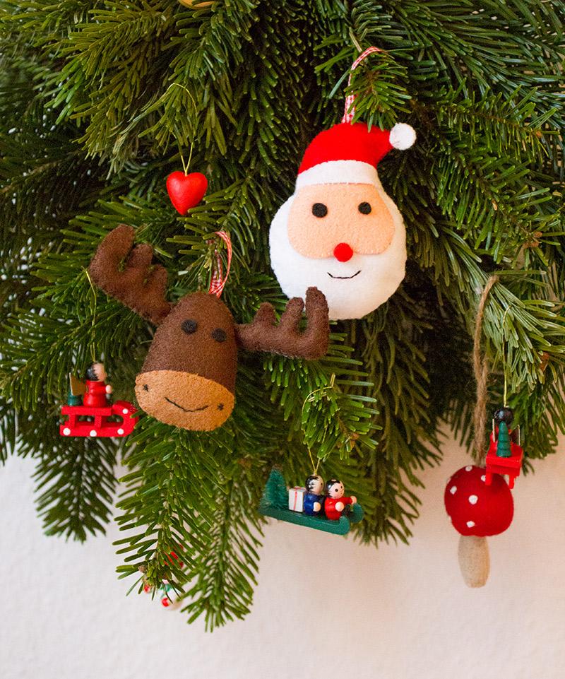 Weihnachtliche Nähideen & tolle Schnittmuster - Kreativlabor Berlin