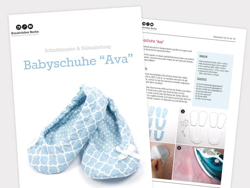 Babyschuhe Ava