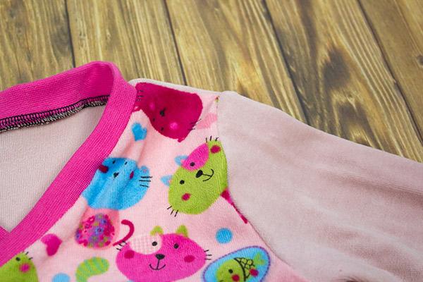 Kinderkleidung nähen