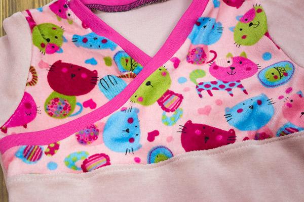 Kleidung nähen mit der Overlock · Teil 3: Kinderkleidung ...