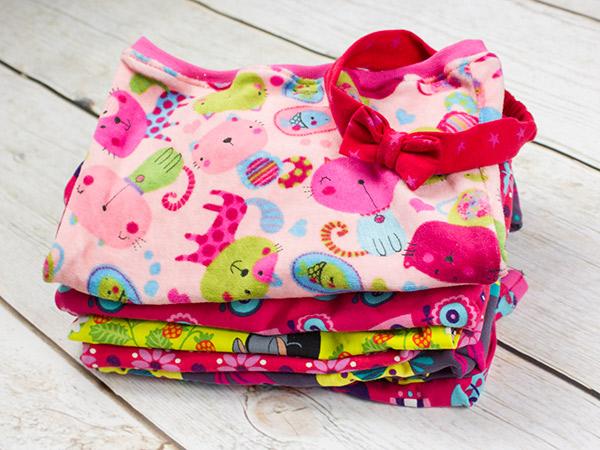 Kleidung Nahen Mit Der Overlock Teil 4 Babykleidung