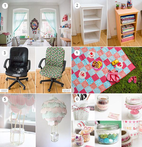 deko ideen upcycling. Black Bedroom Furniture Sets. Home Design Ideas