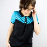 """Sew-Along """"Shirt Marla"""" Teil 1: Vorbereitung und Stoffzuschnitt"""