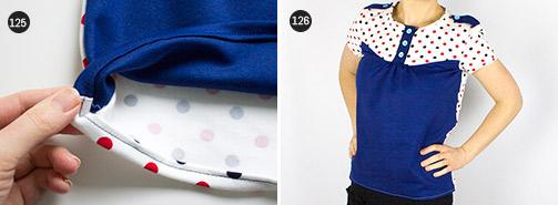 "Shirt ""Marla"" nähen"