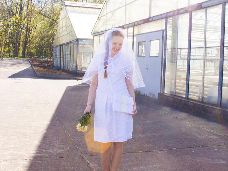"""Nähen für die Hochzeit: Sew-Along Brautkleid """"Masha"""" Teil 1"""