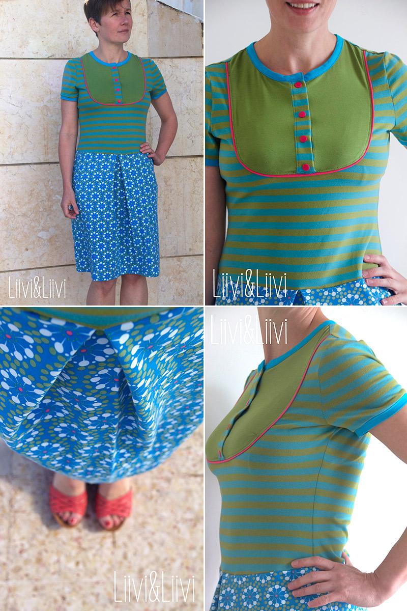 Mein neues Schnittmuster ist da: Kleid & Shirt \