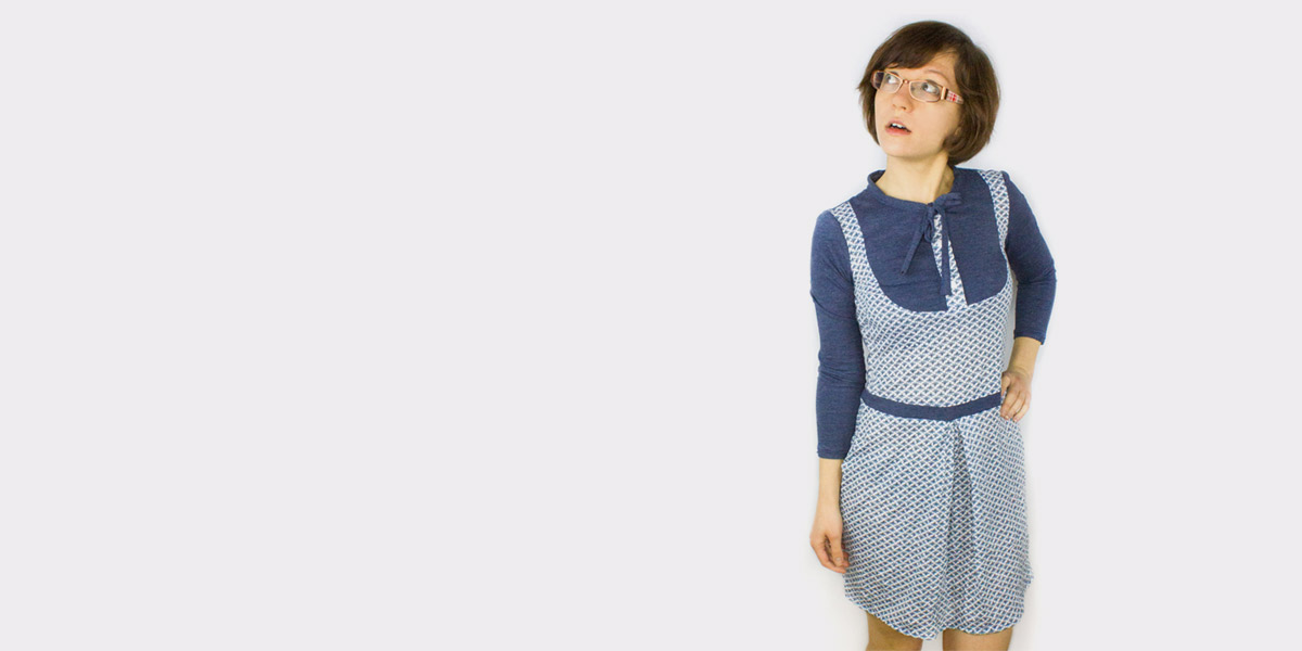 """Mein neues Schnittmuster ist da: Kleid & Shirt """"Masha"""""""